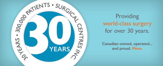 Providing world-class surgery for over 25 years.