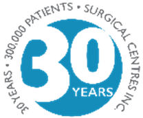 Surgical Centres Inc. - 25 Years - 150,000 Patients